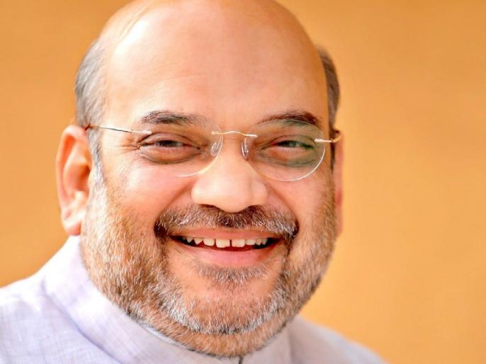 BJP worker wants to contest Amit Shah from Gandhinagar lok sabha seat | अमित शाह को गांधीनगर से चुनाव लड़ाना चाहते हैं BJP कार्यकर्ता, यहां से आडवाणी हैं सांसद
