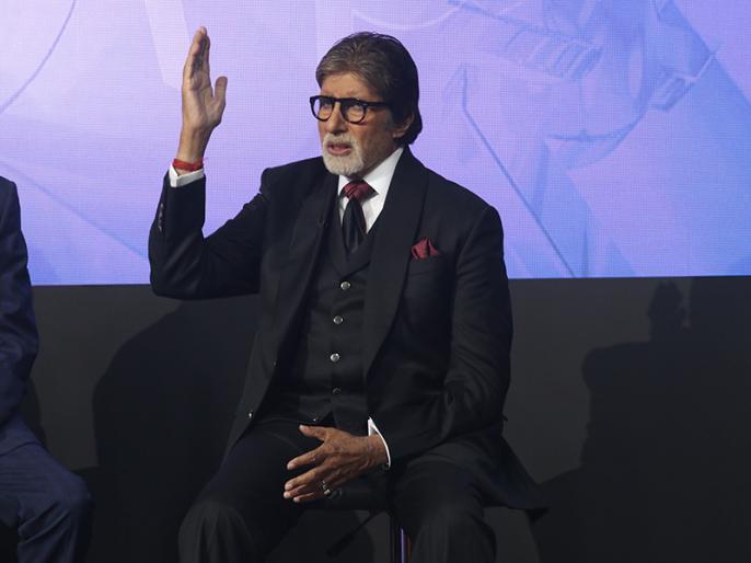 Amitabh Bachchan Tweet After discharged from hospital after testing negative for Covid-19 | कोरोना को हराने के बाद अमिताभ बच्चन ने हाथ जोड़कर फैंस को कहा- 'शुक्रिया', मां-बाबूजी को इस तरह किया याद