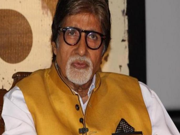 amitabh bachchan shares photo from hospital | बिमार हुए अमिताभ बच्चन-फोटो देखकर मायूस हुए फैंस, लिखा- गेट वेल सून