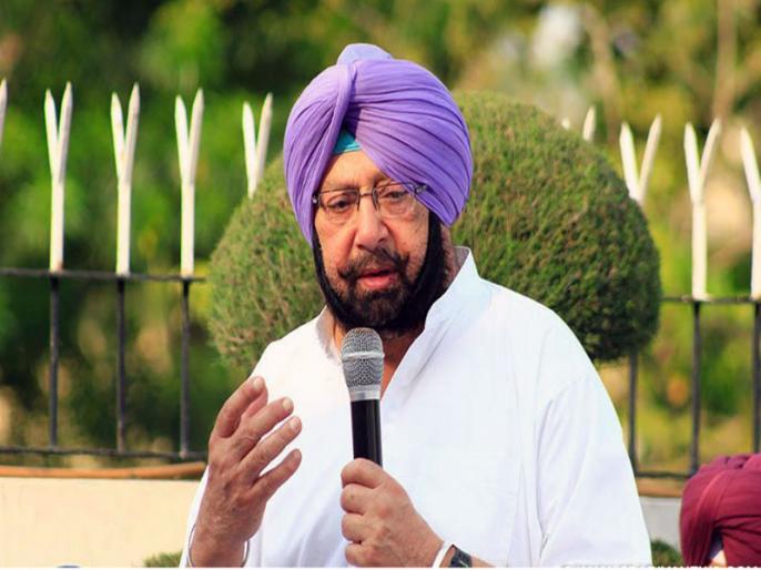 Punjab ministers told the chief minister - let the cabinet decide on the proposal against the chief secretary | पंजाब के मंत्रियों ने मुख्यमंत्री अमरिंदर सिंह से कहा- मुख्य सचिव के खिलाफ प्रस्ताव पर कैबिनेट को फैसला करने दें
