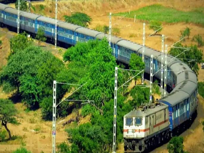 Indian Railways makes history running three loaded trains joined together in 'Anaconda' formation | रेलवे की नई 'एनाकोंडा' स्टाइल ट्रेन देखी क्या, वीडियो हो रहा है वायरल