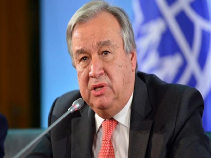 UN Chief Says Nations must 'uphold human dignity' as COVID-19 impacts migrants, refugees | UN चीफ ने कहा, राष्ट्र, मानवता की गरिमा बनाए रखें, कोविड-19 से प्रवासी और शरणार्थी सबसे ज्यादा हुए हैं प्रभावित