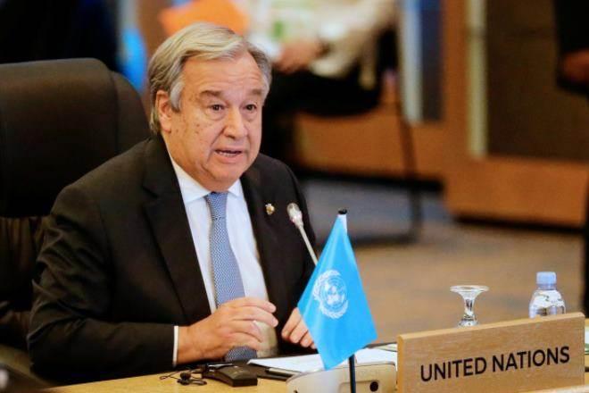 UN chief Antonio Guterres warns about Corona virus, says epidemic may cause unimaginable catastrophe | कोरोना पर संयुक्त राष्ट्र प्रमुख गुटेरेस ने दी चेतावनी, कहा- अकल्पनीय तबाही का कारण है महामारी