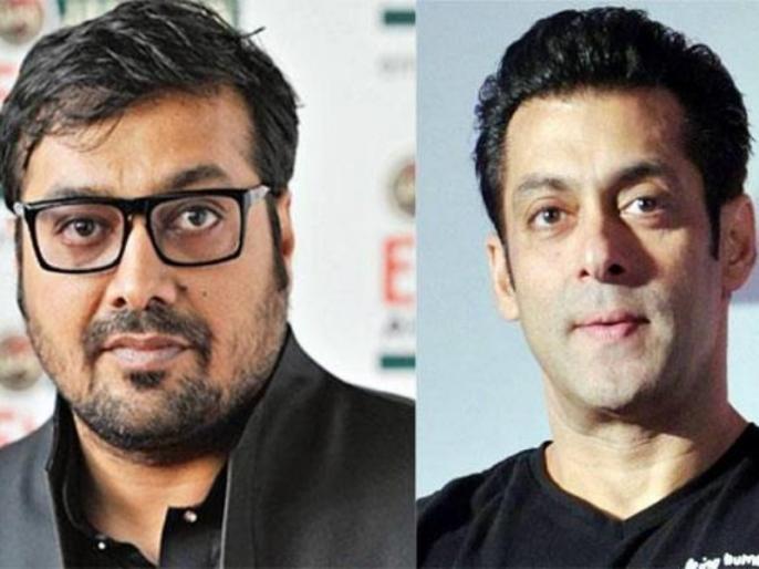 Asian Academy Creative Awards: Salman, Anurag Winners | सलमान खान व अनुराग कश्यप ने एशियन एकेडमी क्रिएटिव अवॉर्ड्स में जीता पुरस्कार