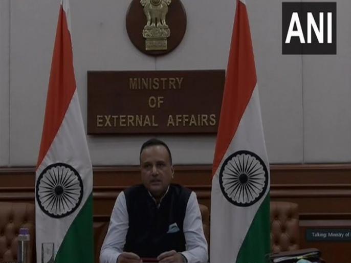 India slams Pakistan for Ram temple remarks, warns it to desist from interfering in its internal matters | राम मंदिर के भूमिपूजन के बाद पाकिस्तान ने उगला जहर, भारतीय विदेश मंत्रालय ने दिया करारा जबाव