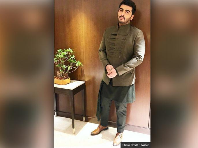 Arjun Kapoor details his battle with obesity in moving post: At 20, it took me 3 years to lose 50kg | 'पानीपथ' के लिए जमकर मेहनत कर रहे हैं अर्जुन, सोशल मीडिया पर लिखा- मोटापे के खिलाफ जंग मुश्किल थी