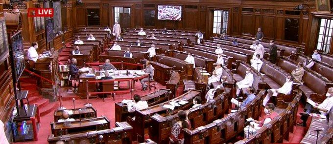 Parliament session Congress Naidu Chhaya Verma Sir I am Mrs. speaking Lok Sabha Gallery | जब नायडू ने छाया वर्मा से कहा-कहां हैं? सर, मैं श्रीमती छाया वर्मा, लोकसभा गैलरी से बोल रही हूं