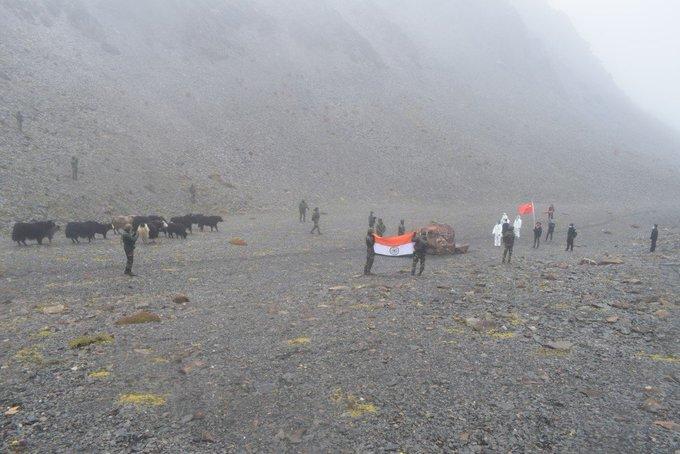 Indo-China border No trace of five 'kidnapped' youth from Arunachal Pradesh accused of kidnapping China's People's Liberation Army | भारत-चीन सीमाःअरुणाचल प्रदेश से 'अपहृत' पांच युवाओं का कोई पता नहीं,चीन की पीपुल्स लिबरेशन आर्मी पर अगवा करने का आरोप