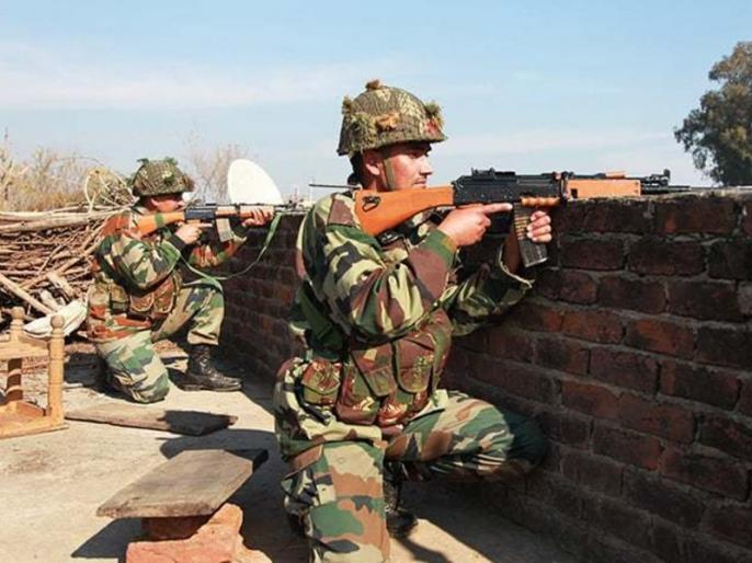 jammuKashmir'sLoC increased sniper attacksIndian soldiersTerrorism pakistan ak 47 and 56 | कश्मीर केएलओसी पर स्नाइपर हमलों का खतरा बढ़ा,भारतीय सैनिकों की नींद हराम