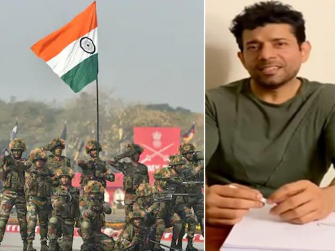 Vineet Kumar Singh pays a heartfelt tribute to the Indian Army with his emotional song Unke Kaaj Na Bhulo Sadho | Republic Day 2021: भारतीय सेना को श्रद्धांजलि देने के लिए विनीत कुमार सिंह ने गाया बेहद इमोशनल गाना, वीडियो वायरल