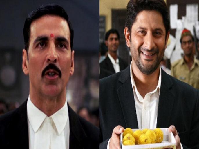 jolly llb 3 will akshay kumar and arshad warsi come together in this movie | 'जॉली एलएलबी 3' में क्या एक साथ नजर आएंगे अक्षय कुमार और अरशद वारसी?