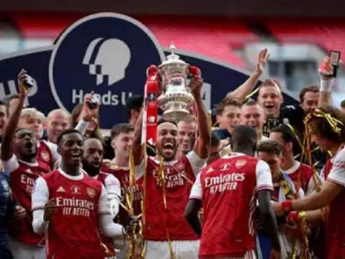 Arsenal Beat Chelsea 2-1 To Win Their 14th FA Cup | आर्सेनल ने चेल्सी को 2-1 से हराकर 14वीं बार एफए कप जीता