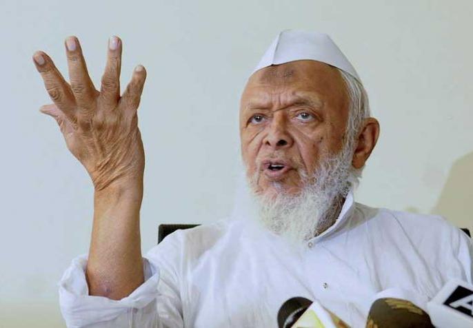 Jamiat chief Maulana Arshad Madni on CAA, NRC, NPR - attempts to make India a 'Hindu Rashtra' | CAA, NRC, NPR पर बोलेजमीयत प्रमुख मौलाना अरशद मदनी-भारत को 'हिंदू राष्ट्र' बनाने का प्रयास