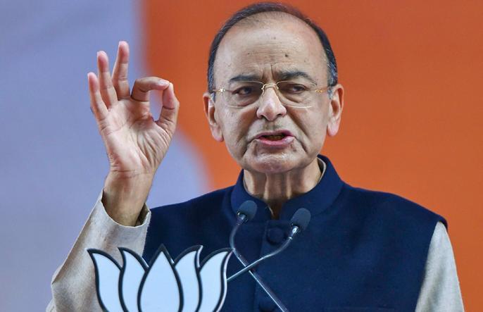 Arun Jaitley blog congress How Many Lies Need to be Peddled to Sustain a Sinking Dynasty | डूबते राजवंश को बचाने के लिए कांग्रेस और कितने झूठ बोलेगी: अरुण जेटली
