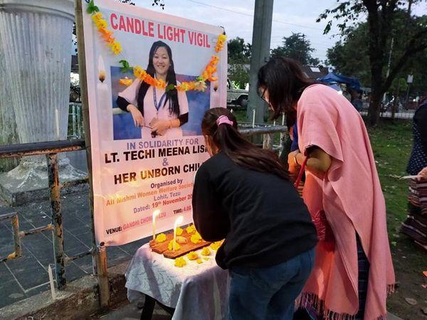 former mlas son got wife techi meena lishi murderedarunachal pradeshgirlfriendmurder case | अरुणाचल प्रदेशःपूर्व विधायक के पुत्र नेगर्लफ्रेंड के चक्कर में गर्भवती पत्नी को मारा, कार का एक्सीडेंट करवाया,10 लाख रुपये में सौदा किया