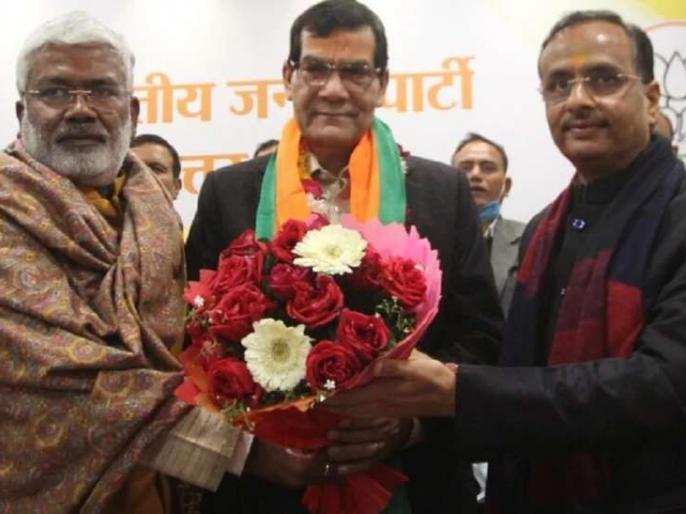 pm narendra modibjp fields former ias officer arvind kumar sharma mlc eelection lucknow up | प्रधानमंत्री मोदी के चहेतेपूर्व आईएएस अरविंद कुमार शर्मा को भाजपा नेविधान परिषद चुनावमें प्रत्याशी बनाया, देखें लिस्ट