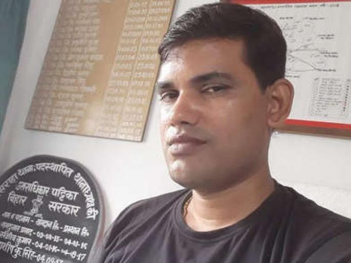 bihar police officer ashish kumar shaheed died in encounter | बिहार: कुख्यात बदमाश और पुलिस के बीच मुठभेड़ में जांबाज दरोगा शहीद