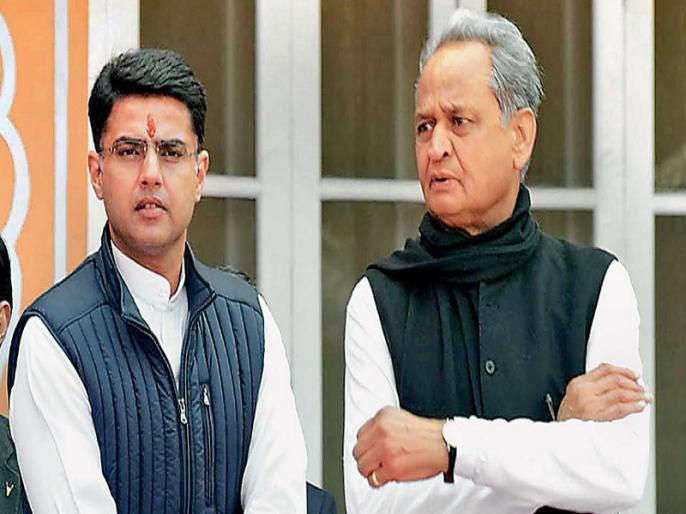 After Rajasthan Truce, Ashok Gehlot comment on Team sachin Pilot rebel MLA | कांग्रेस हाईकमान से हुई पायलट और बागी विधायकों की सुलह तो CM गहलोत बोले- 'खुशी से लगाएंगे उन्हें गले...'