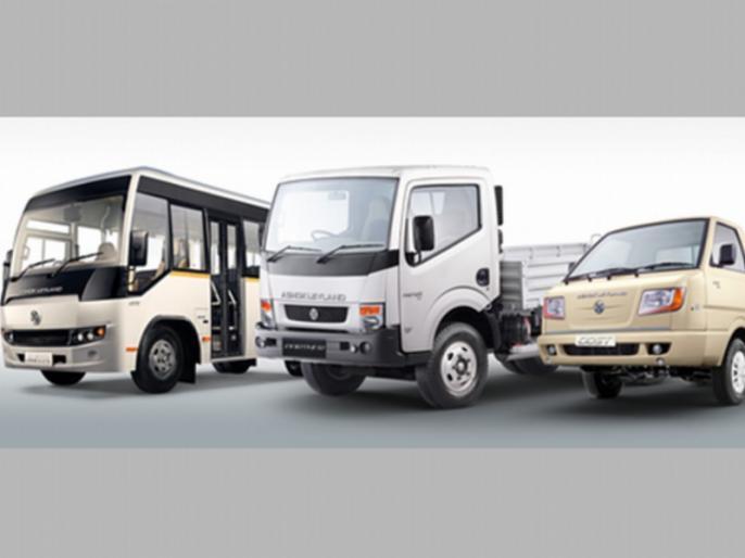 Auto sector slowdown hit: Ashok Leyland sales decline 35% this month, Maruti Suzuki slight rise | ऑटो सेक्टर पर मंदी का असरः अशोक लेलैंड की ब्रिक्री में इस माह 35% गिरावट, मारुति सुजुकी की बिक्री बढ़ी