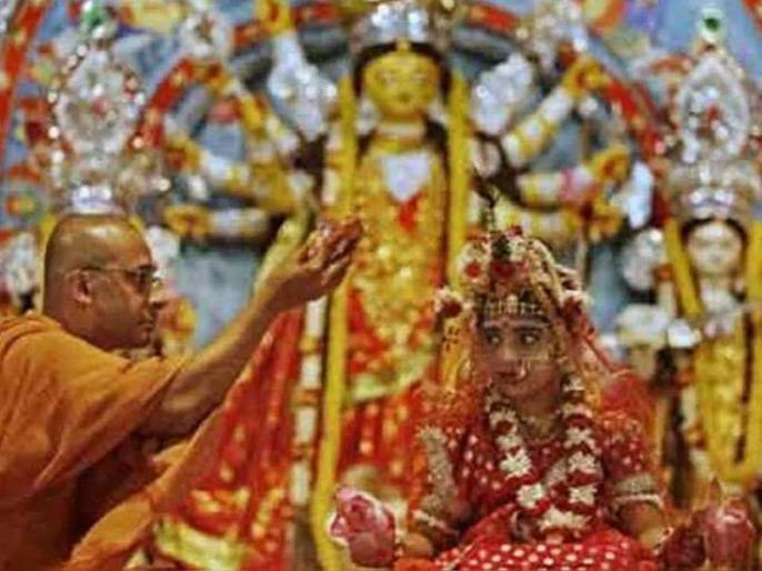 Navratri 2020: Ashtami Navami and kanya poojan today know these important things | Navratri 2020: अष्टमी और नवमी आज, एक ही दिन होगा कन्या पूजन, जान लें ये जरूरी बातें