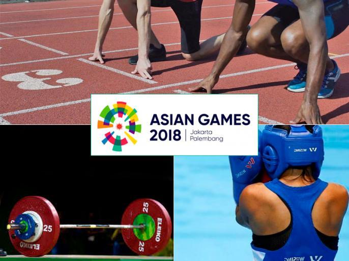 asian games 2018 1st day match schedule of indian players and athletes | Asian Games: शूटिंग से रेसलिंग और बैडमिंटन तक, भारतीय खिलाड़ियों के पहले दिन का पूरा कार्यक्रम