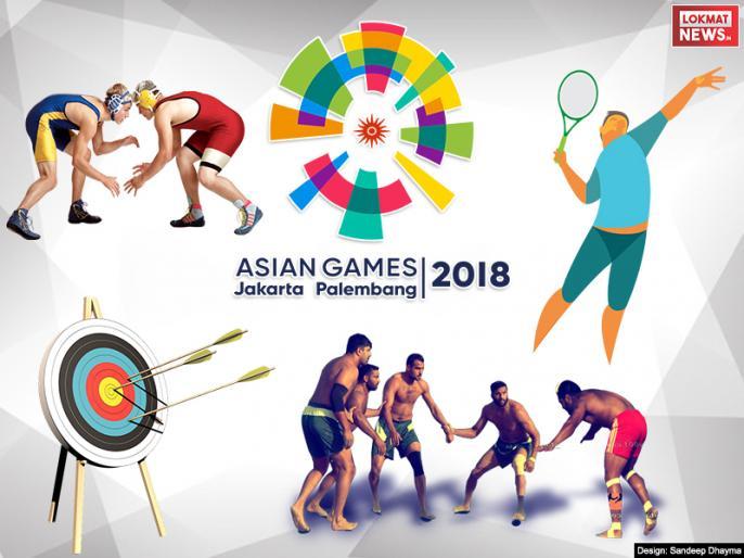 Asian Games 2018, 3rd Day Live Update from Jakarta and Palembang | Asian Games, 3rd Day: भारत के खाते में तीसरे दिन आए 5 मेडल, सौरभ का गोल्ड मेडल रहा आकर्षण