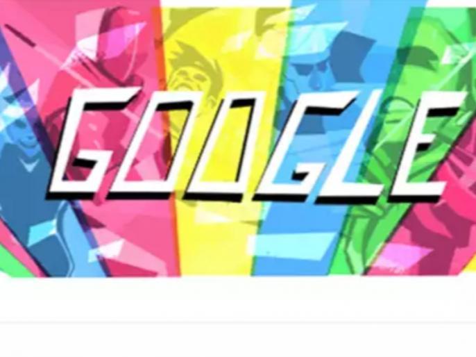 Google celebrates Asian Games 2018 with colourful doodle | एशियन गेम्स 2018 पर गूगल का रंग-बिरंगा 'डूडल', इस खास अंदाज में मनाया जश्न