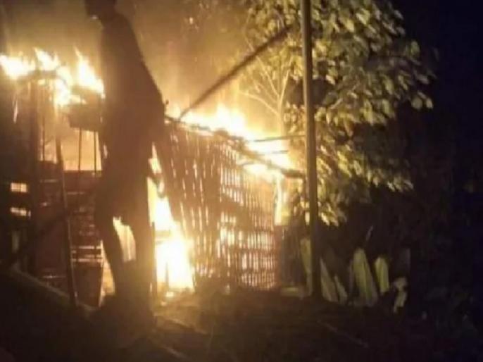 Tension at Assam-Mizoram border as many injured in violent clash; Centre Calls Meet | असम-मिजोरम बॉर्डर पर दो गुटों में हिंसक झड़प, कई घायल; गृह मंत्रालय ने बुलाई बैठक