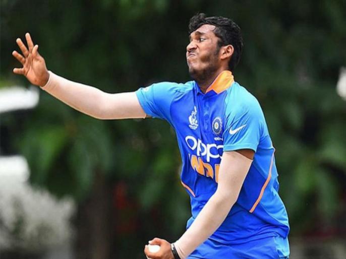 U19 Asia Cup hero Atharva Ankolekar in Mumbai Vijay Hazare squad | भारत को दिलाया एशिया कप का खिताब, इस टूर्नामेंट के लिए चुने गए अथर्व अंकोलेकर