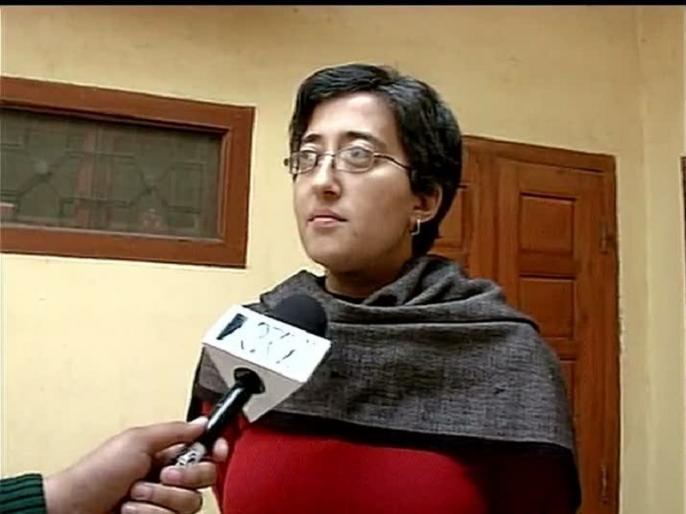 Coronavirus: AAP MLA Atishi Marlena seeks strong action against Nizamuddin Markaz for congregation amid covid 19 Lockdown   कोरोना वायरसः आप विधायक अतिशी ने की निजामुद्दीन मरकज के खिलाफ कड़ी कार्रवाई की मांग, दिल्ली पुलिस पर भी उठाए सवाल