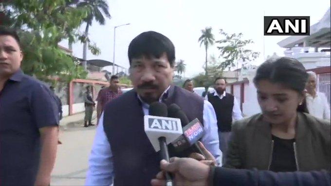 BJP's AGP in Assam to protest against citizenship law, will challenge in Supreme Court | नागरिकता कानून के विरोध में उतरी असम में बीजेपी की सहयोगी पार्टी AGP, सुप्रीम कोर्ट में देगी चुनौती