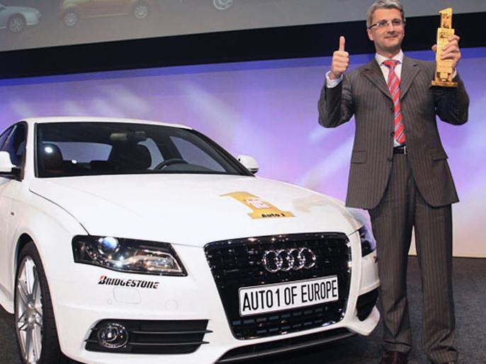 Audi CEO Rupert Stadler detained by German authorities in diesel emissions case | Audi के CEO रूपर्ट स्टैडलर हुए गिरफ्तार, लगा है ये आरोप