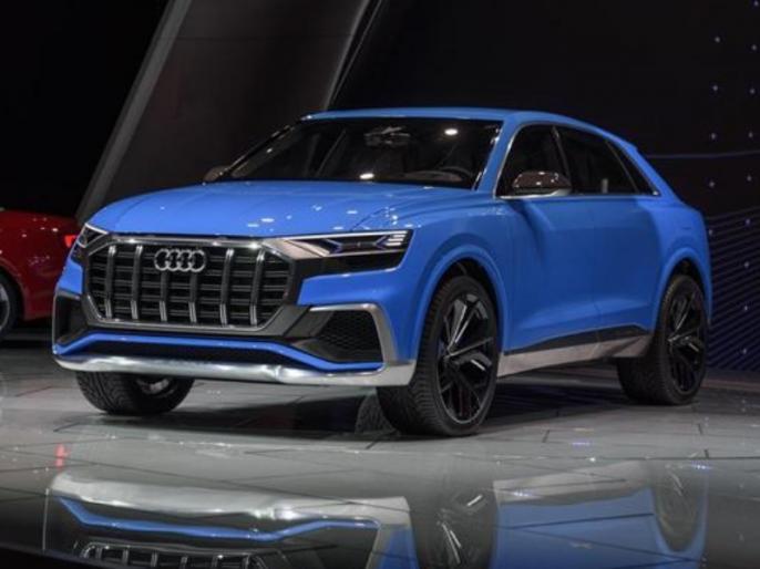 Audi will launch Q8 in Indian market in January | भारतीय बाजार में जनवरी में क्यू8 उतारेगी Audi