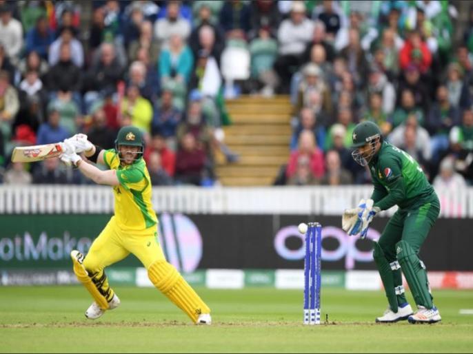 ICC cricket match 17th match Australia vs Pakistan match score live update, live streaming, match highlights in Hindi, AUS Vs Pak match live score | ICC World Cup 2019: Australia vs Pakistan: वॉर्नर-फिंच की दमदार पारी, ऑस्ट्रेलिया ने दर्ज की 41 रन से जीत