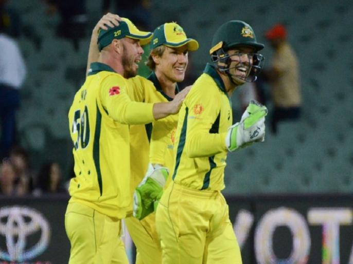 australia beat south africa by 7 runs in 2nd odi to level series at 1 1 | ऑस्ट्रेलिया की वनडे में लगातार 7 हार के बाद पहली जीत, दूसरे मैच में दक्षिण अफ्रीका को 7 रनों से हराया