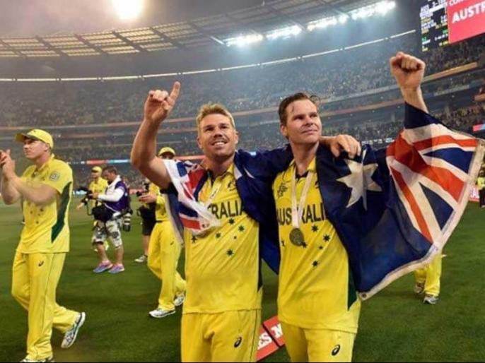 ICC World Cup 2019: Australia eyes their sixth title win, Steve Smith, David Warner will be crucial | ICC World Cup 2019: छठा खिताब जीतने के इरादे से उतरेगा ऑस्ट्रेलिया, स्मिथ और वॉर्नर पर होंगी नजरें