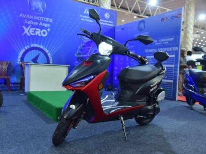 Avan Motors Trend E electric scooter launched in india, know price, mileages, speed, showroom locations in india | Avan Motors ने लॉन्च किया नया स्कूटर, एक बार चार्ज करने पर चलेगी 110 किमी, पेट्रोल-डीजल की नहीं होगी टेंशन