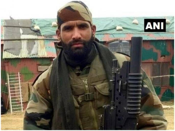 Body of Army man Aurangzeb, who was abducted by terrorists from Pulwama district, | जम्मू कश्मीर: सेना के जवान औरंगजेब का शव बरामद, आतंकियों ने किया था अपहरण