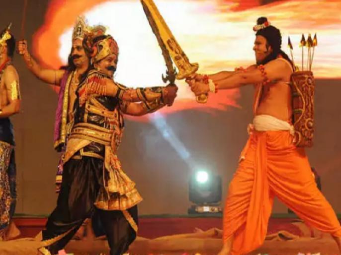 UP Taja News bollywood stars in Ayodhya Ramlila which will broadcast in 14 languages | अयोध्या में आज से रामलीला, 14 भाषाओं में ऑनलाइन प्रसारण, मनोज तिवारी निभाएंगे अंगद की भूमिका तो रवि किशन बनेंगे भरत