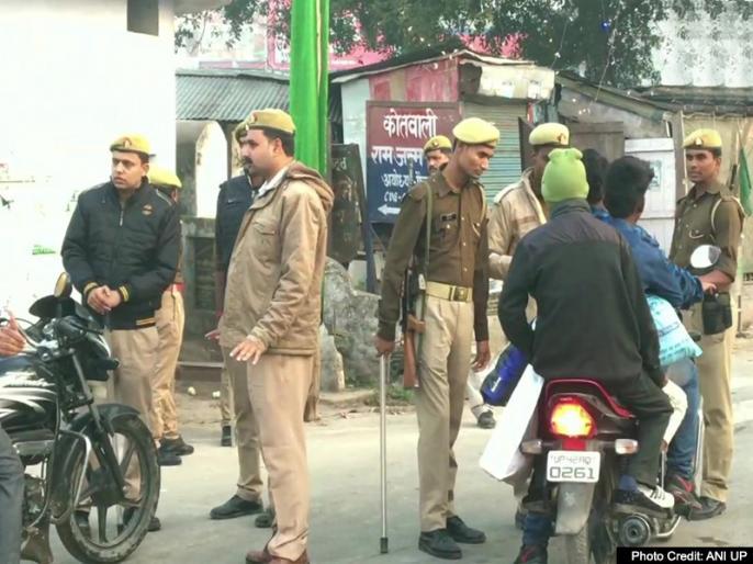 About 90 people arrested a day after Ayodhya verdict, action taken against thousands of posts | अयोध्या फैसले के एक दिन बाद करीब 90 लोग गिरफ्तार, हजारों पोस्ट के खिलाफ कार्रवाई