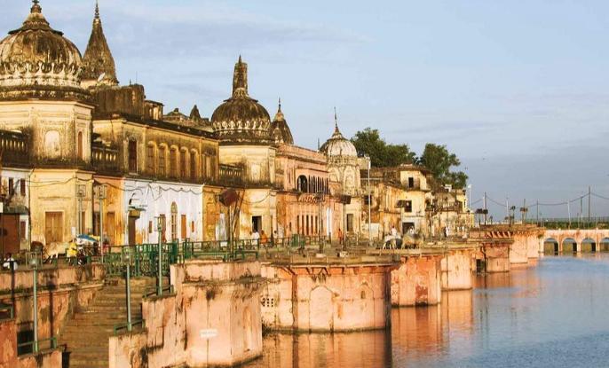 letter-from-nine-muslim-of-ayodhya-to-ram-mandir-trust-says-cemetery-was-at-5-acre-land and hindu reply on it | मुस्लिमों ने ट्रस्ट को पत्र लिखकर बताई मंदिर के जमीन पर कब्रिस्तान होने की बात, तो रामलला के पुजारी ने कहा- शंखनाद से सब होगा शुद्ध