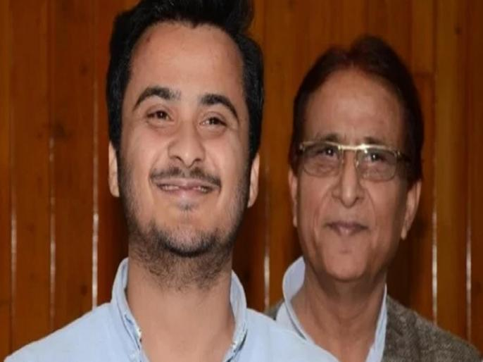 Azam Khan's son adds religious twist, says EC punished his father because he is a Muslim lok sabha election 2019 | आजम खान के 'बैन' पर बेटे अब्दुल्लाह ने खेला 'मुस्लिम कार्ड', चुनाव आयोग पर लगाया ये गंभीर आरोप