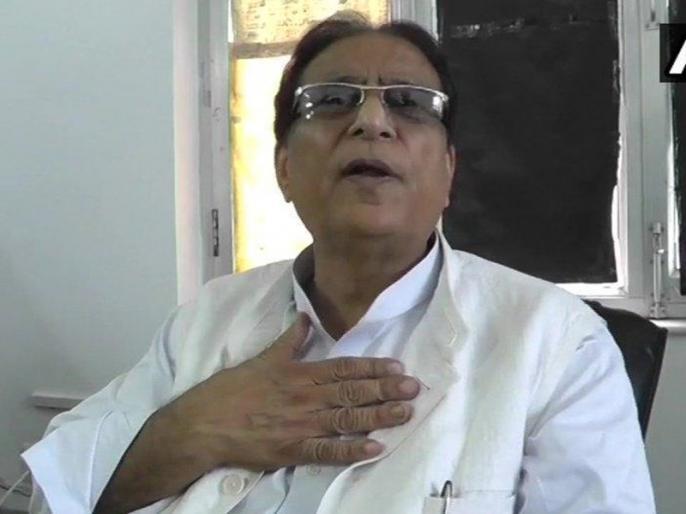 Lok Sabha Elections 2019: EC bars Azam Khan from election campaigning for 48 hours for violating MCC   आजम खान पर चुनाव आयोग की कार्रवाई, प्रचार करने पर इतने वक्त की लगाई पाबंदी
