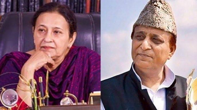rampur bypolls: Rampur by-election: Police caught fake booth agents during voting on azam khan home seat, working for Samajwadi Party | रामपुर उपचुनाव: वोटिंग के दौरान पुलिस ने पकड़े फर्जी बूथ एजेंट, समाजवादी पार्टी के लिए कर रहे थे काम