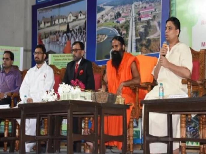 Patanjali says No difference opinions between Ayush Ministry and Patanjali over Coronil covid-19 drug | पतंजलि का 'कोरोनिल' पर नया बयान, 'आयुष मंत्रालय और हम में अब कोई मतभेद नहीं, कोई प्रोपेगेंडा नहीं किया'