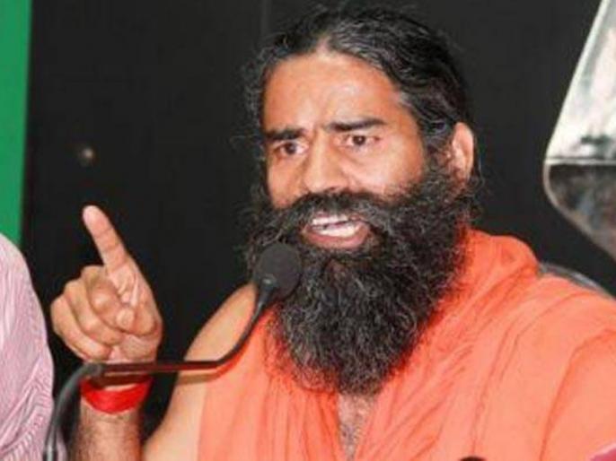 Baba Ramdev's retaliation on Digvijay Singh's Bhoomi Poojan Muhurta statement, I think he has bad times, his misfortune | दिग्विजय सिंह के भूमि पूजन मुहूर्त वाले बयान पर बाबा रामदेव का पलटवार, मुझे लगता है कि उनके दुर्दिन हैं, उनका दुर्भाग्य है