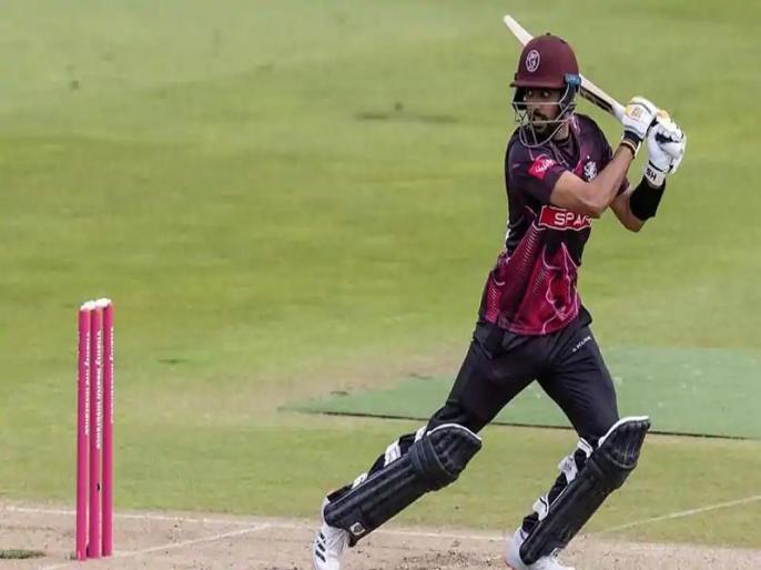 Babar Azam refuses to wear logo of alcohol brand for Somerset in T20 Blast   बाबर आजम ने समरसेट से कहा, 'शर्ट पर नहीं लगाऊंगा शराब की कंपनी का लोगो'