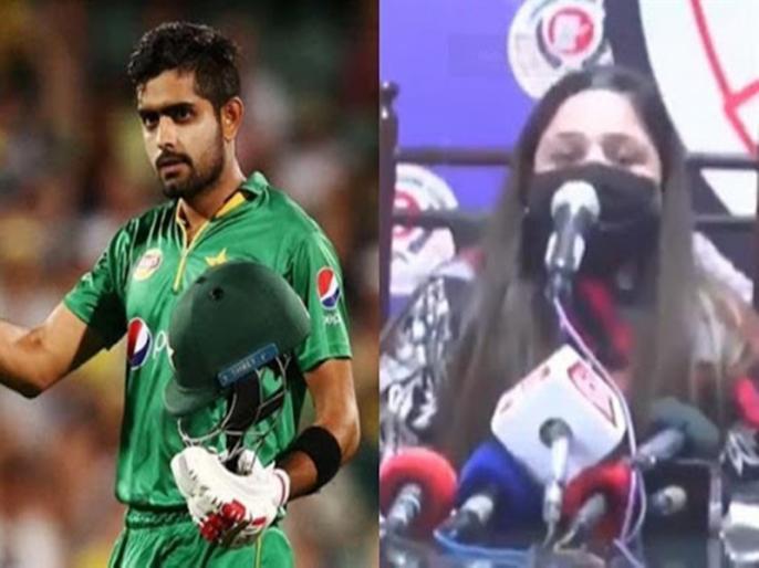 Pakistan captain Babar Azam accused of sexual abuse by woman said He promised to marry me got me pregnant | बाबर आजम पर महिला ने लगाया सनसनीखेज आरोप, कहा- शादी का वादा कर 10 साल तक बनाया हवस का शिकार, मैं प्रेग्नेंट हो गई तो...