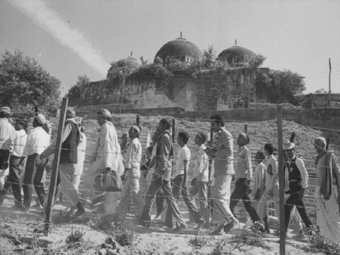 27th Anniversary of Babri Masjid Demolition Asaduddin Owaisi Umar Khalid tweet goes viral   हैदराबाद कांड के बीच ट्रेंड हुआ #BabriMasjid, ओवैसी और उमर खालिद ने ट्वीट कर कहा- '6 दिसंबर 1992 का दिन भुलाया नहीं जा सकता...'