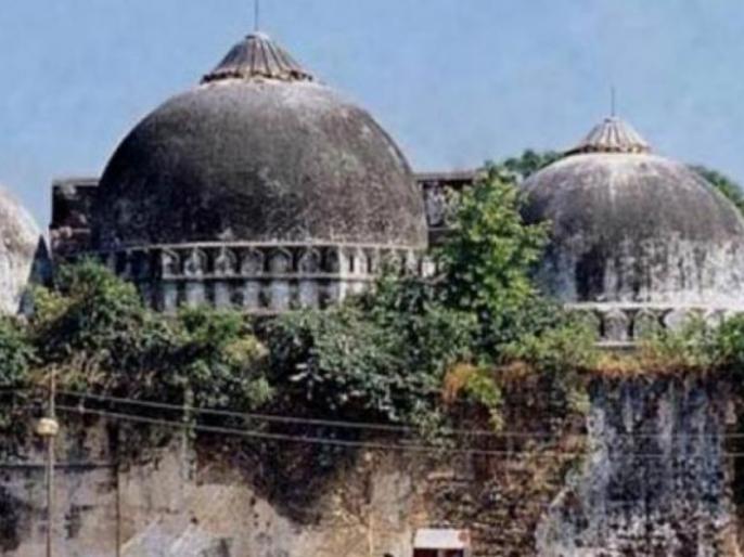 Ayodhya remained calm amid tight security arrangements to mark the demolition of Babri Masjid | बाबरी मस्जिद गिराने की बरसी पर कड़े सुरक्षा प्रबंधों के बीच अयोध्या रही शांत